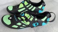 Pearl Izumi TRI FLY V. triatlonos cipő 43-as fekete-zöld