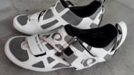 Pearl Izumi TRI FLY V. női triatlonos cipő 40-es fehér-szürke