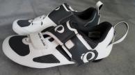 Pearl Izumi TRI FLY V. triatlonos cipő 40-es fehér-fekete