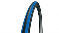 CST CZAR hajtogathatós gumi külső 700x23C fekete/kék