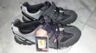 Suplest Offroad MTB cipő 45-ös fekete