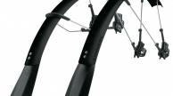 SKS Raceblade Pro XL sárvédő szett matt fekete