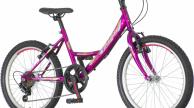 Venssini Rimini lányka gyermek kerékpár 20-as