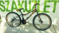 Explorer Magnito tárcsafékes gyermek kerékpár 24-es