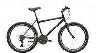 Neuzer Nelson 50 MTB kerékpár fekete/szürke-piros