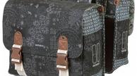 Basil Boheme 2 részes csomagtartó táska