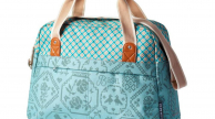 Basil Boheme Carry All single bag, jade csomagtartó táska 18l