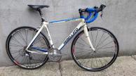 Rebellato carbon országúti kerékpár használt 51-53cm
