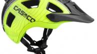 Casco MTB.E black-neon M-es sisak