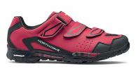 Northwave Outcross MTB cipő dark red 43-as