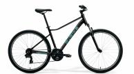 M-BIKE EMI 650B 15-D NŐI MTB kerékpár matt fekete