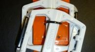 Spyral Botchy pedál fehér platform
