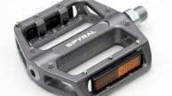 Spyral Botchy pin szürke platform ipari csapágyas pedál