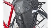 Author N-491 táska csomagtartóra fényvisszaverővel