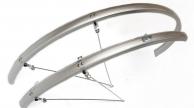 Spyral országúti sárvédő ANALOGUE ROAD 28/31 silver
