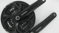 Shimano FC-M371 hajtómű 26-36-48T fekete