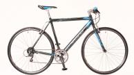 Neuzer Courier DT speeder kerékpár antracit-cián