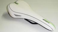 Scott Racing nyereg fehér/zöld