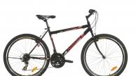 Neuzer Nelson 30 MTB kerékpár férfi fekete/piros több méretben