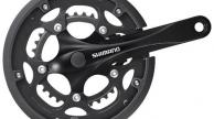 Shimano Claris FC-RS200 országúti hajtómű fekete