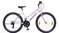 Neuzer Nelson 30 női MTB kerékpár fehér/bíbor-mályva