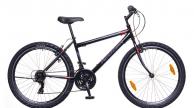 Neuzer Nelson 30 férfi MTB kerékpár fekete/piros-szürke