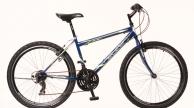 Neuzer Nelson 30 férfi MTB kerékpár sötétkék/fehér-zöld